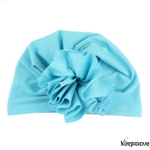 Gupgi Newborn Baby Cotton Cloth Turban Toddler Rabbit Hospital Hat Ear Hat Kids Set Head Cap