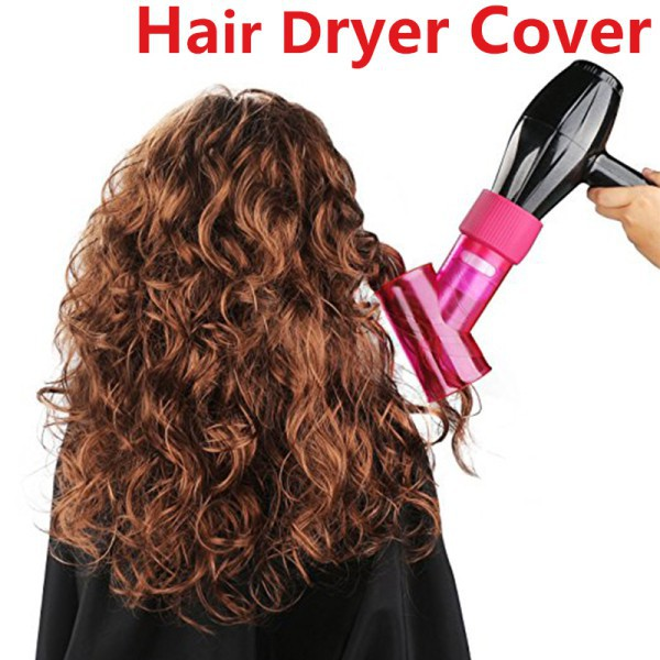 Curling Irons Beautiful Practical Design Diy Hair Diffuser Salon Magic Hair Roller Drying Cap Blow Dryer Wind Curl Hair Dryer Cover Hair Styling Tools Home Appliances