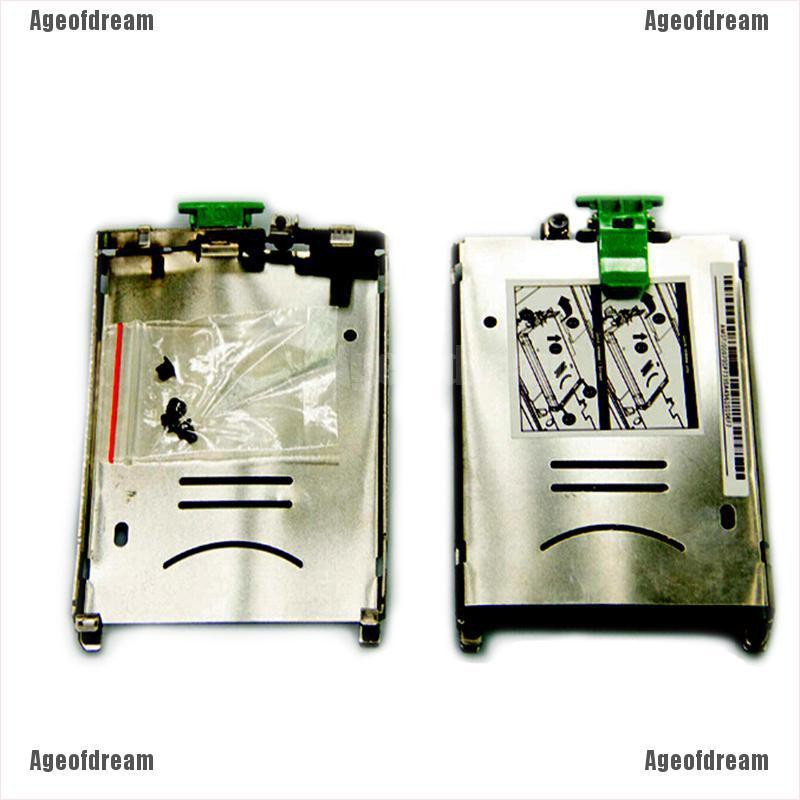 1Pc Hard drive HDD SSD caddy enclosure bay For ZBook 15 ZBOOK 17 G1 G2;