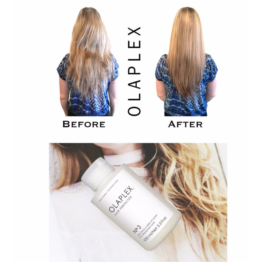 OLAPLEX NO. 3 Hair Perpector 100ML | Shopee Singapore