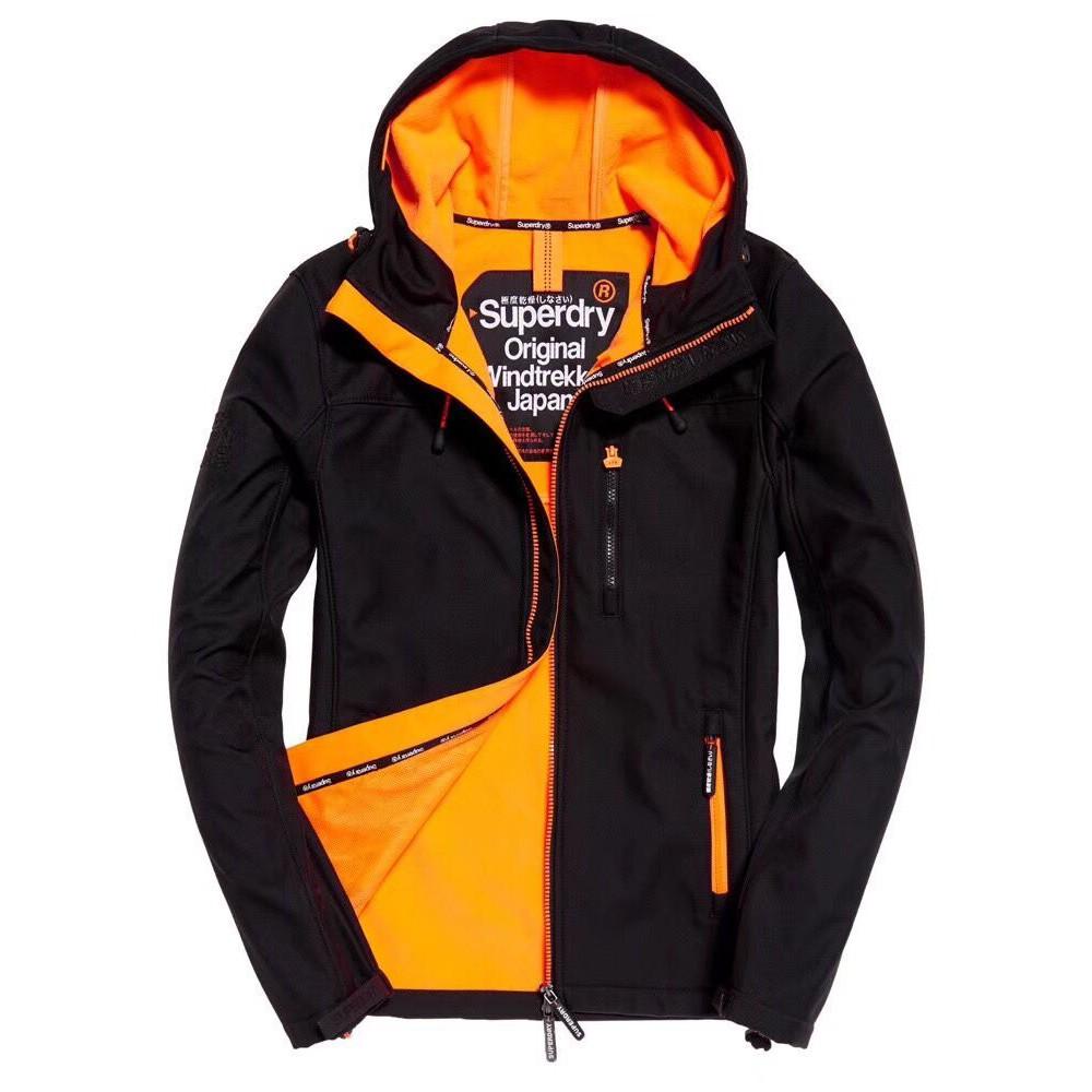 good outlet online new product Superdry Men's Hooded Windtrekker Jacket