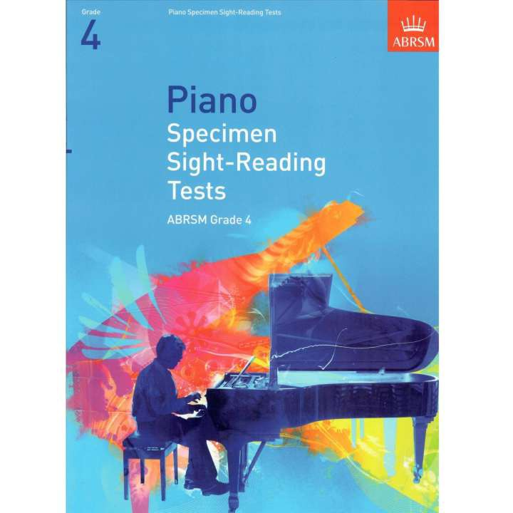 ABRSM Piano Specimen Sight-Reading Tests Grade 4