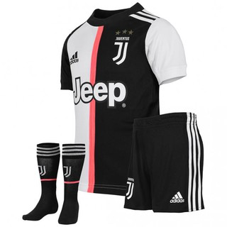 big sale 9d859 2aa33 Top quality 2019/20 kids Juventus Home football soccer kit ...