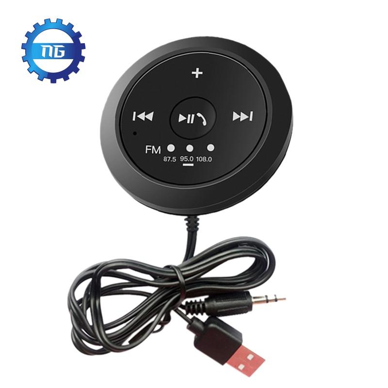 Bluetooth 5.0 Audio Music Receiver Usb 3.5Mm Wireless Adapter