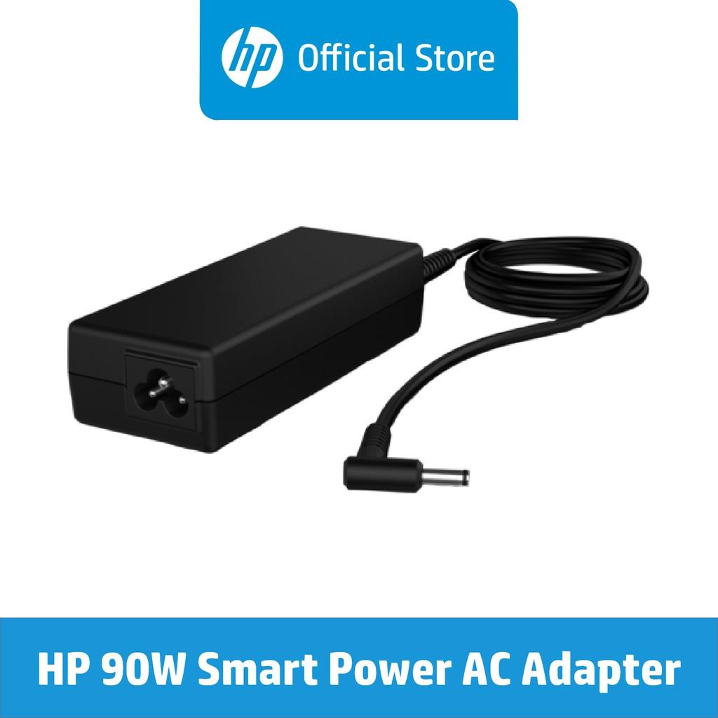 Hp 90w Smart Power Ac Adapter Shopee Singapore