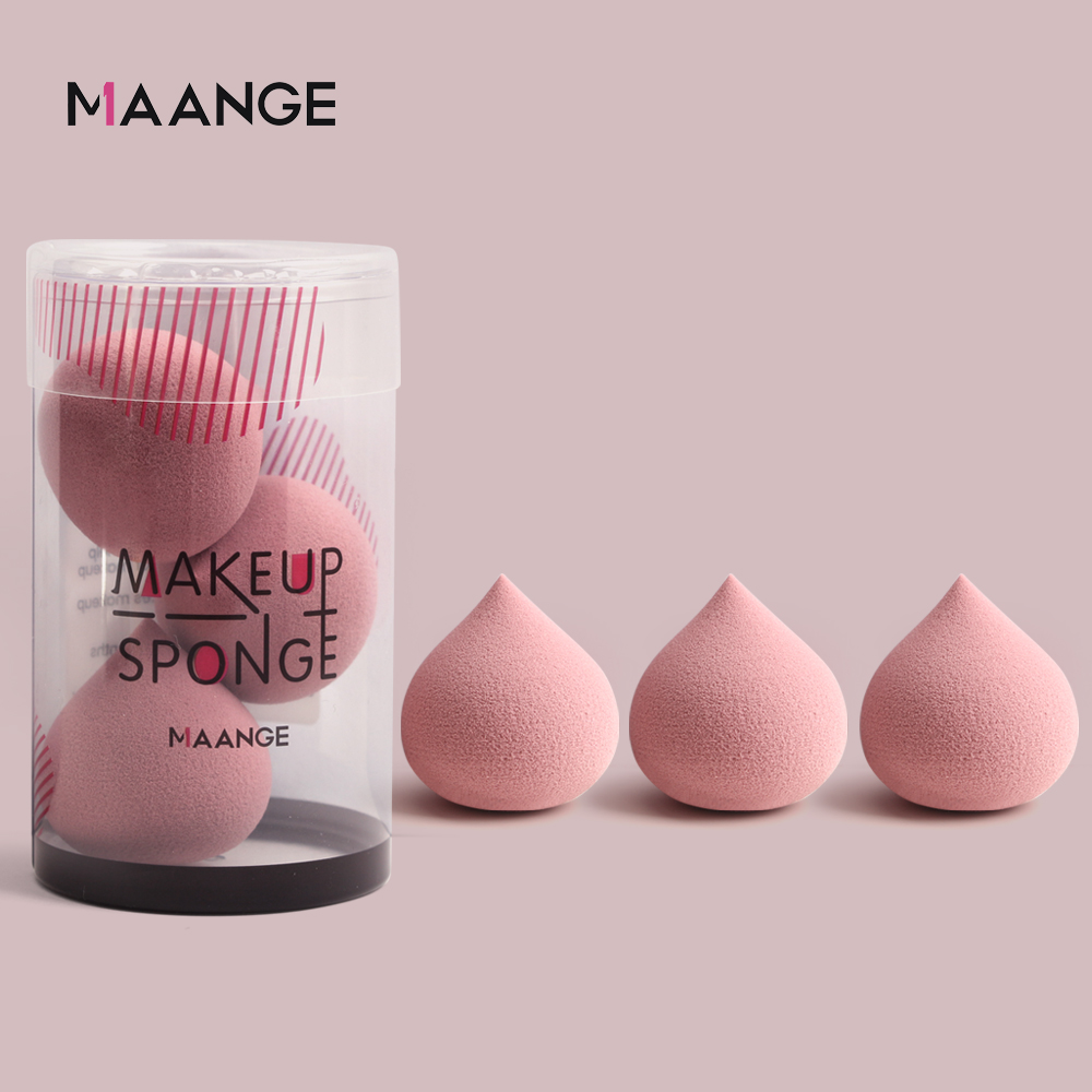 Fast Delivery Maange 3pc Makeup Sponge