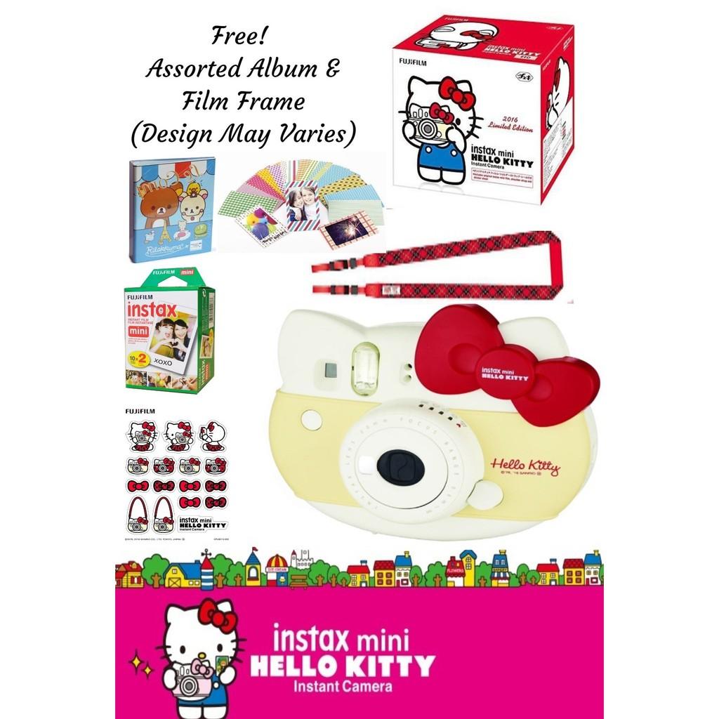 076da8153ccc Hello Kitty Shopping Film  10pcs  for Mini 8 7s 25 50s 90