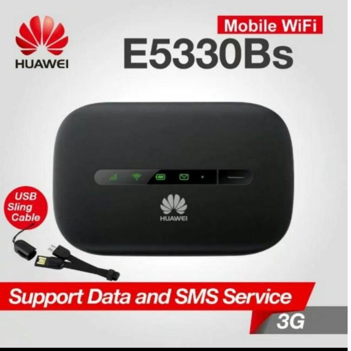 Huawei E5330Bs 3G/4G Mifi / Pocket Wifi / SIM cards modem/ Mobile Wifi