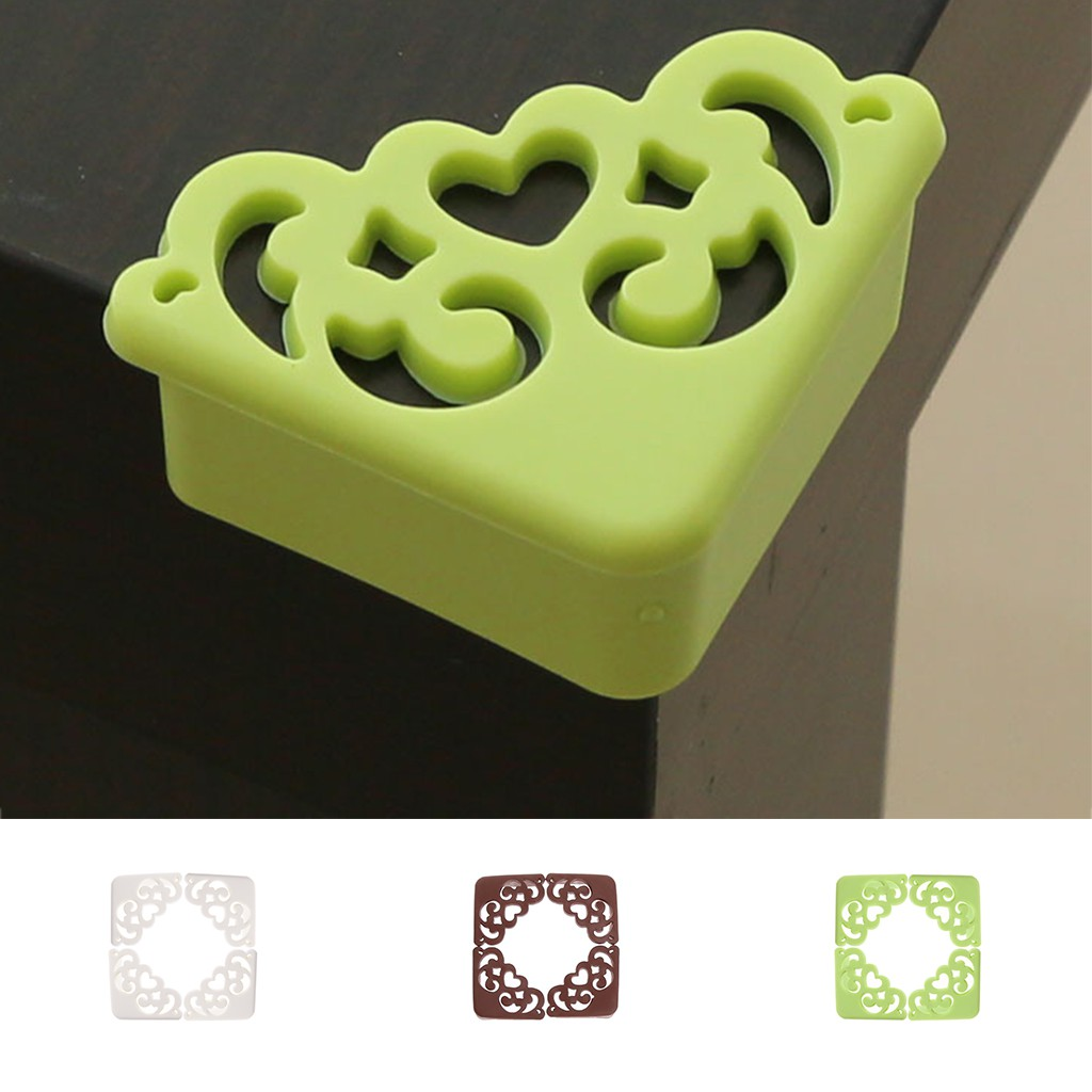 Childproof Corner Guards Baby Proofing Corner Protector for Safety from Desk 4pc