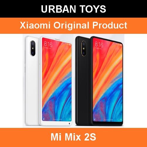 Xiaomi Mi Mix 2S / 64GB/128GB / AI Camera / Large Display / Qi Wireless Charging