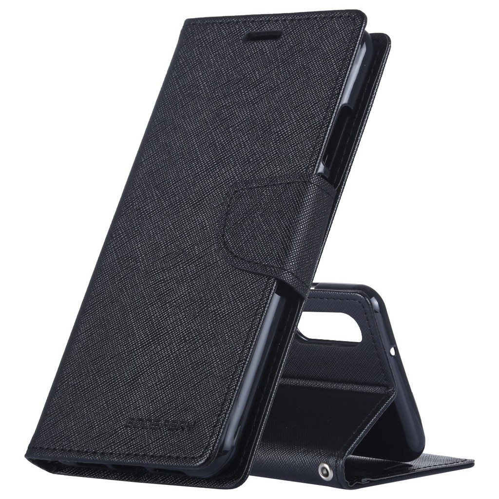 Goospery Samsung Tab S2 80 T715 Fancy Diary Case Authentic Galaxy J2 Canvas Black Shopee Singapore