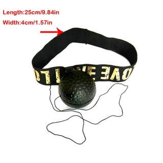 Fighting Ball Boxing Equipment With Head Band For Reflex Speed Training Box/_XUV
