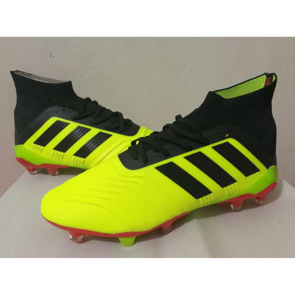84894e174e8 ☆Send a football bag☆39-45 Predator 18+ FG Soccer Shoes8