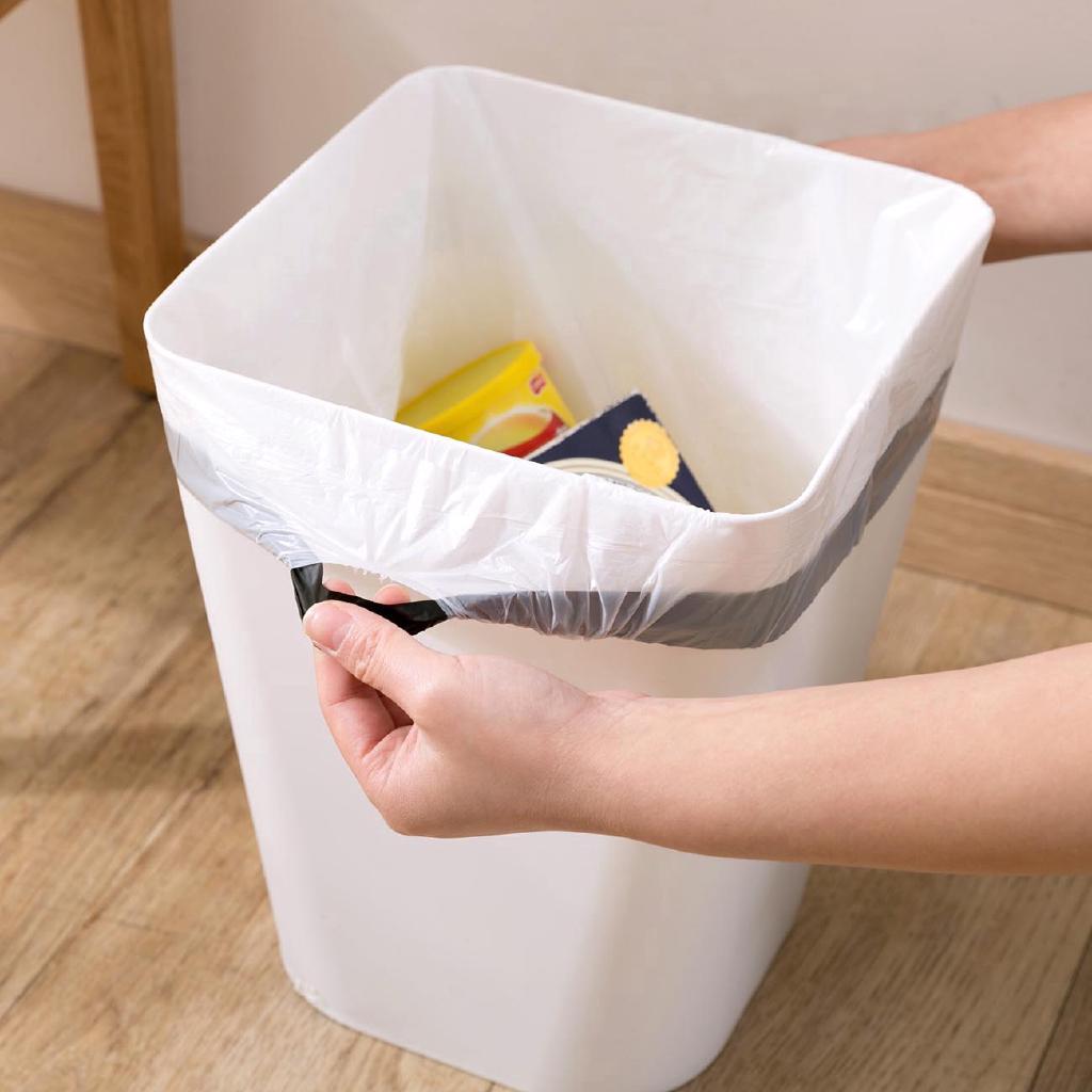 3 5 Rolls Kitchen Thickening Drawstring Garbage Bag Roll