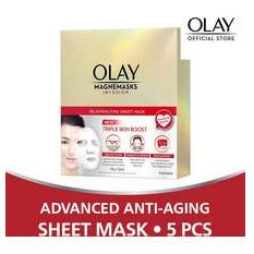 OLAY Magnemasks Infusion Rejuvenating Sheet Mask