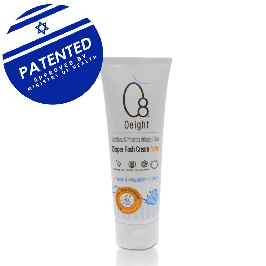 08 Natural Skincare Diaper Rash Cream Forte 75ml Shopee Singapore Sebamed Baby 100ml