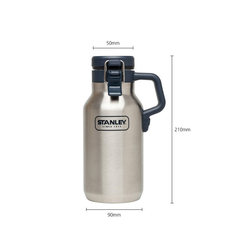 Stanley ADVENTURE STEEL HALF GROWLER vacuum Beer tumbler