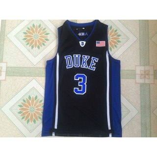 best sneakers d9fc4 98f77 NBA Basketball Jersey NCAA Duke University No. 3 Grayson ...