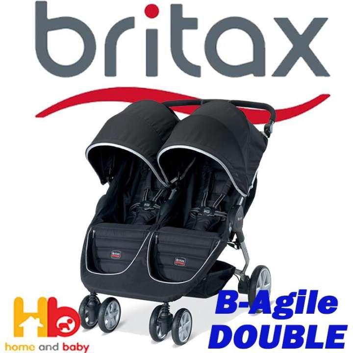 f0749ca188 Britax B-Agile Double Stroller