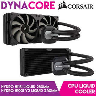 CORSAIR] Hydro H100i V2 Liquid 240mm / H115i Liquid 280mm