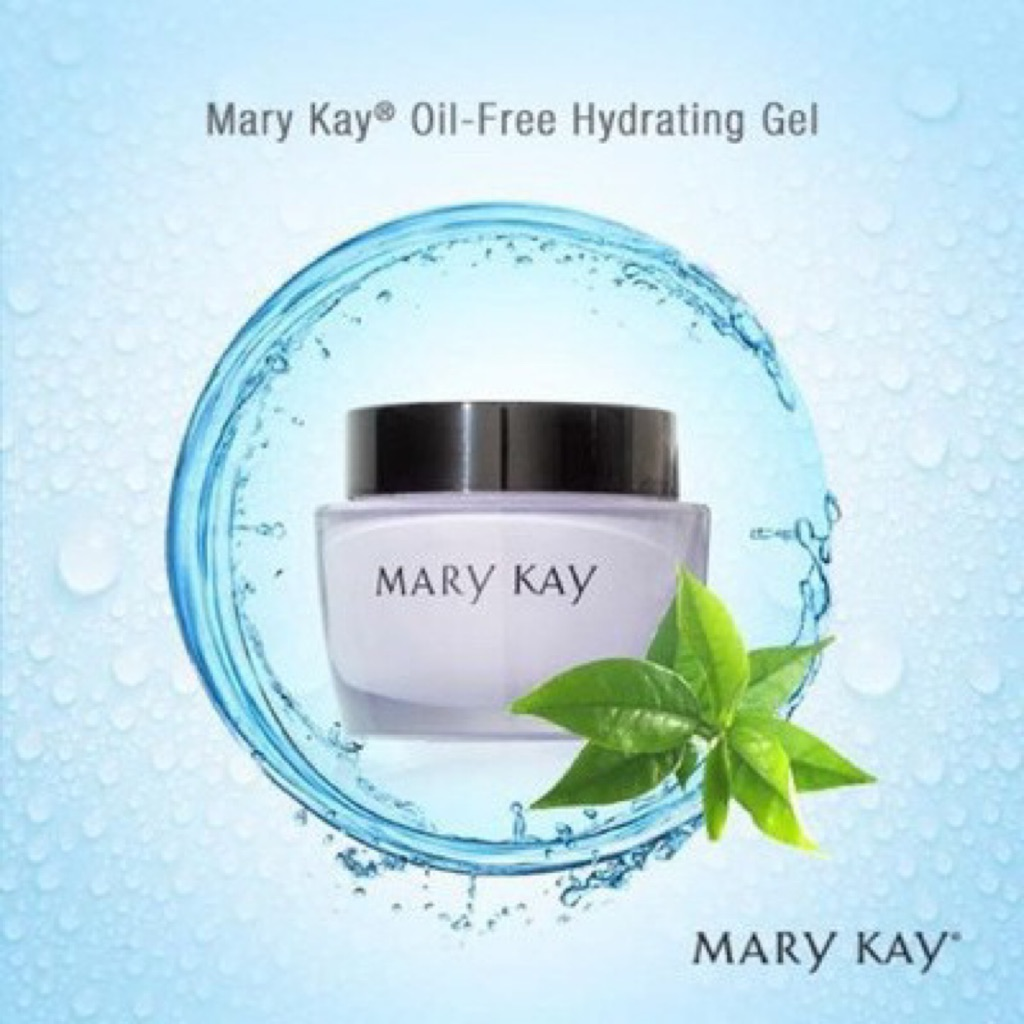 Best Seller Mary Kay Oil Free Hydrating Gel Shopee Singapore