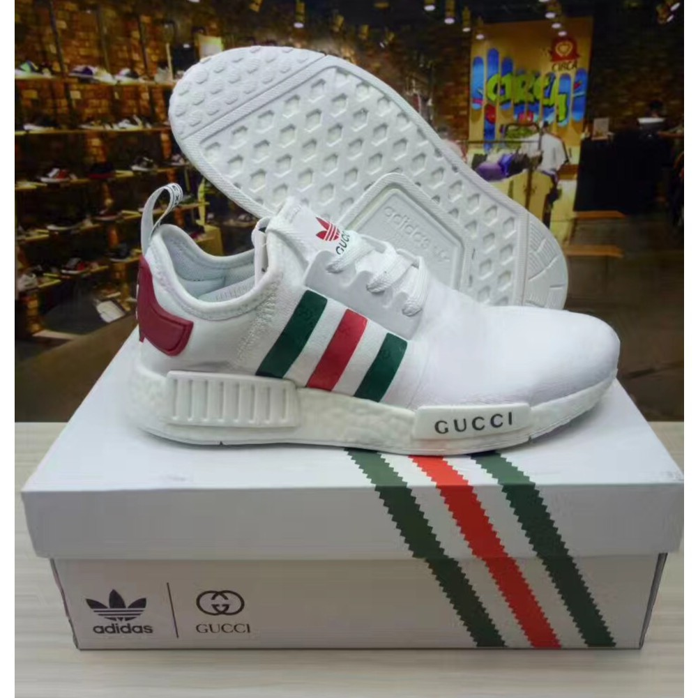 free shipping 448af ab375 Gucci x Adidas Superstar 80s  Shopee Singapore