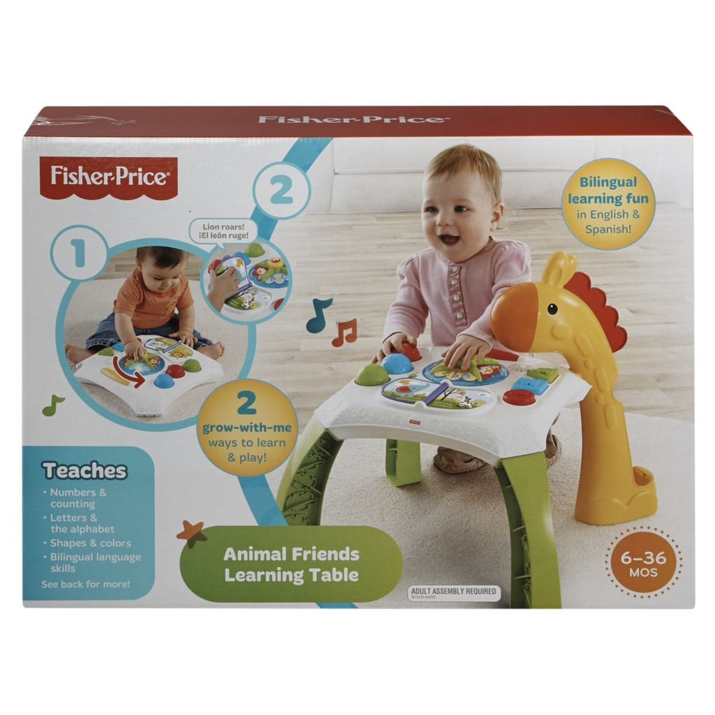 Fisher Price Ecl Infant Peek A Boo Book Green Shopee Singapore Learning Toaster