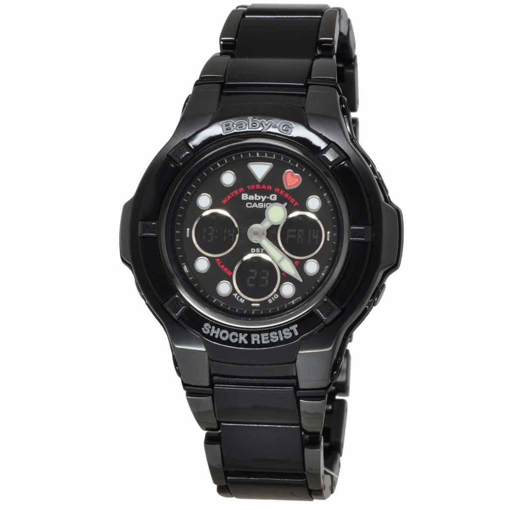 Casio Baby G Bga 124 1a Shopee Singapore 180 7b1