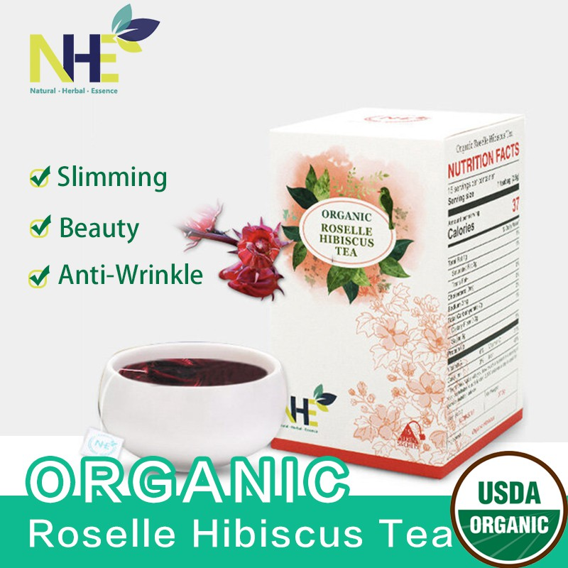Nhe Organic Dong Quai Root Herbal Tea 有机当归头片 Shopee Singapore
