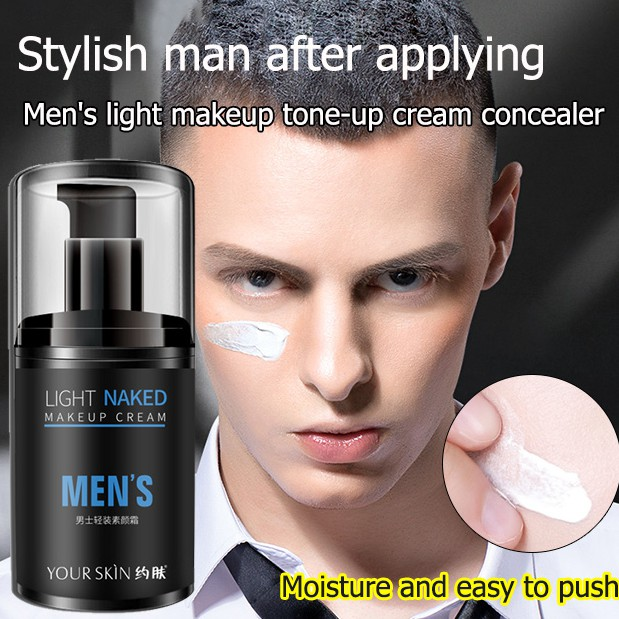 Men S Makeup Cream Concealer Acne Marks