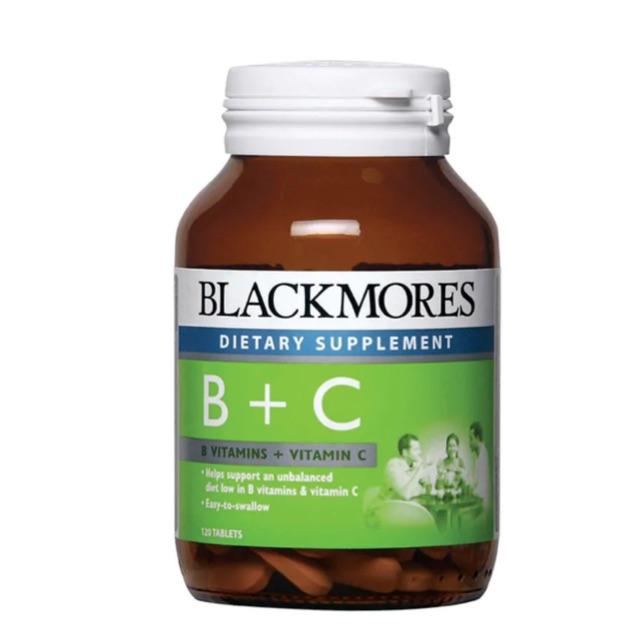 Blackmores B + C 120's