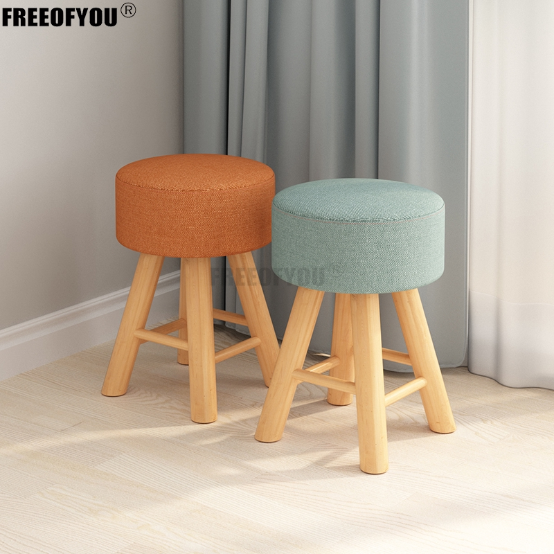 Dressing Stool Dressing Table Chair Girl Cute Bedroom Makeup Stool Shopee Singapore