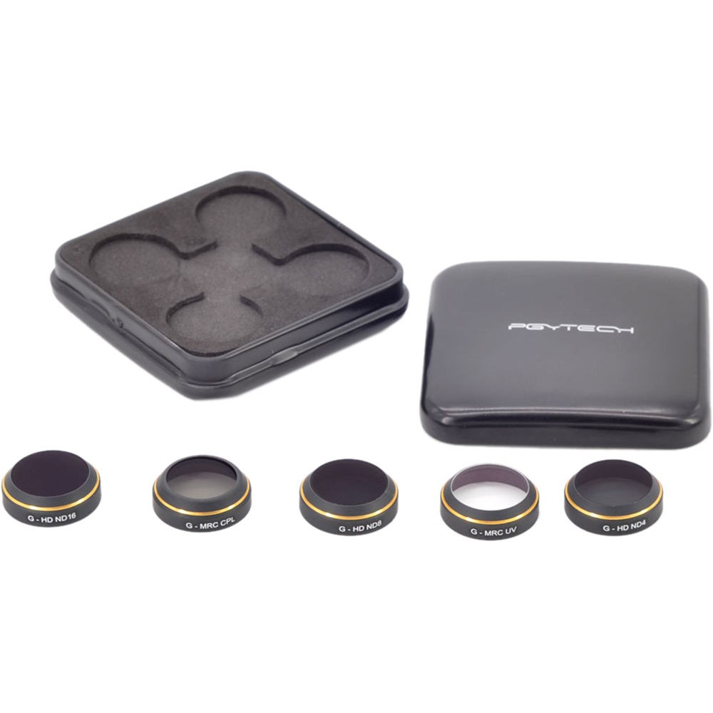 Ultra-thin Mini Optical Glass ND-PL 4//8//16//32 Lens Filter Kit Compatible with DJI Osmo Action Camera Mavis Laven 4Pcs Lens Filter for Osmo