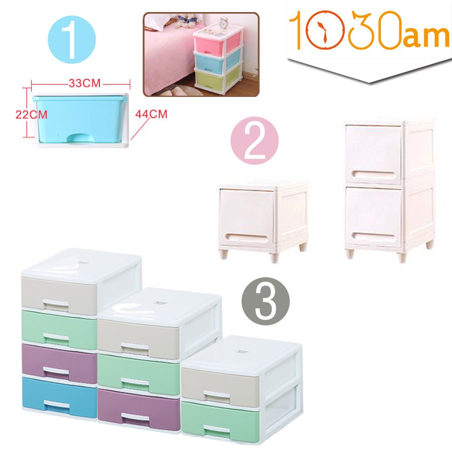 Modern Storage Drawers Cabinets Top
