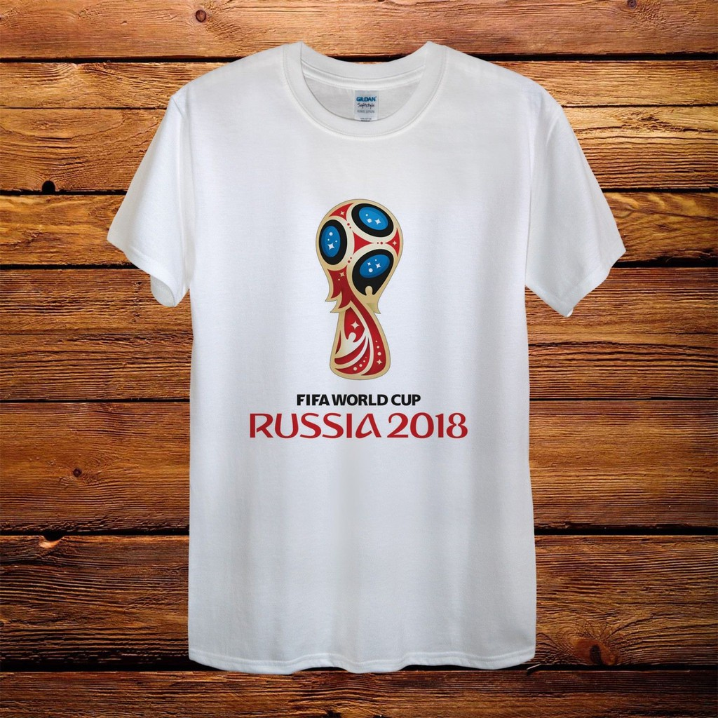 Unisex 2018 Fifa World Cup Russia Soccer National Teams Commemorate Fashion Big Size T Shirt Spain 3xl Shopee Singapore