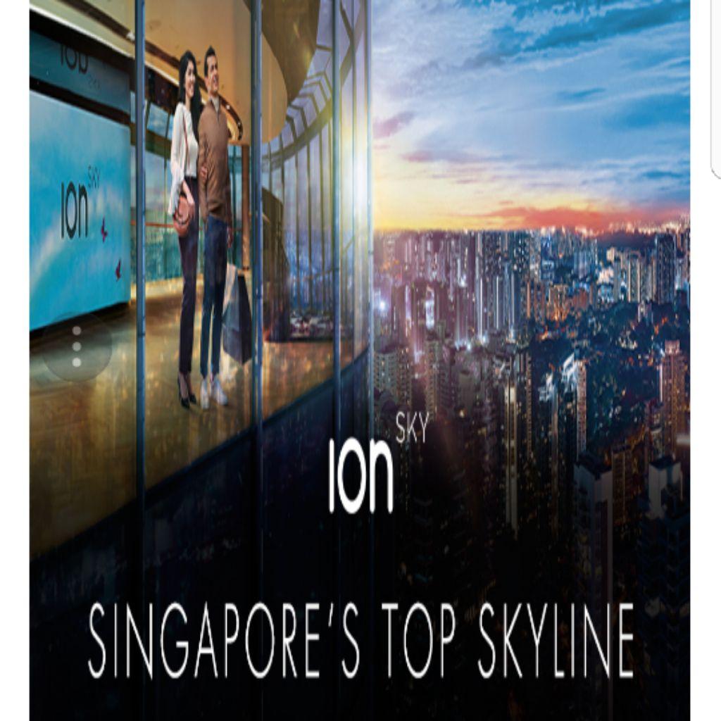Luge And Sky Ride E Ticket Shopee Singapore Ampamp Skyline 2x