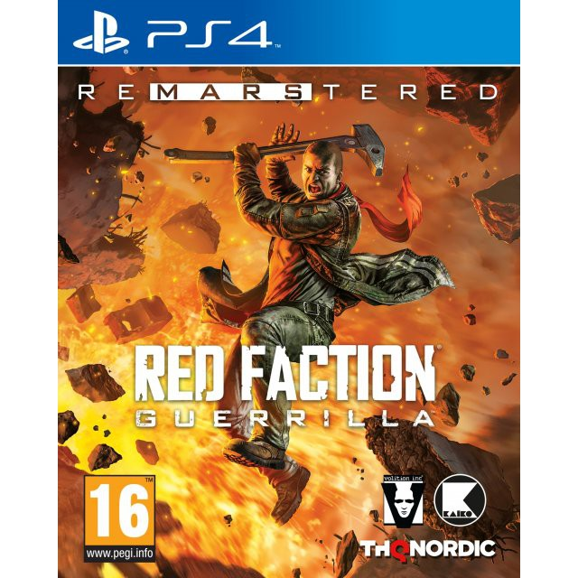 PS4 Red Faction: Guerilla Remastered
