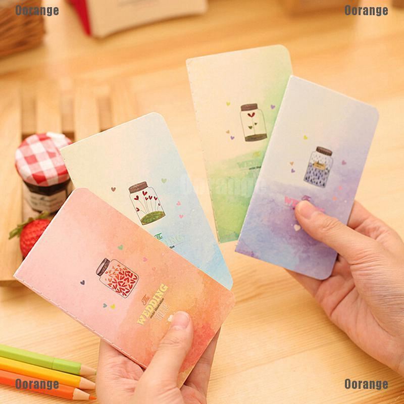 Portable Self-Adhesive Desk Weekly Planner Note Pad Stationery Supplies AG