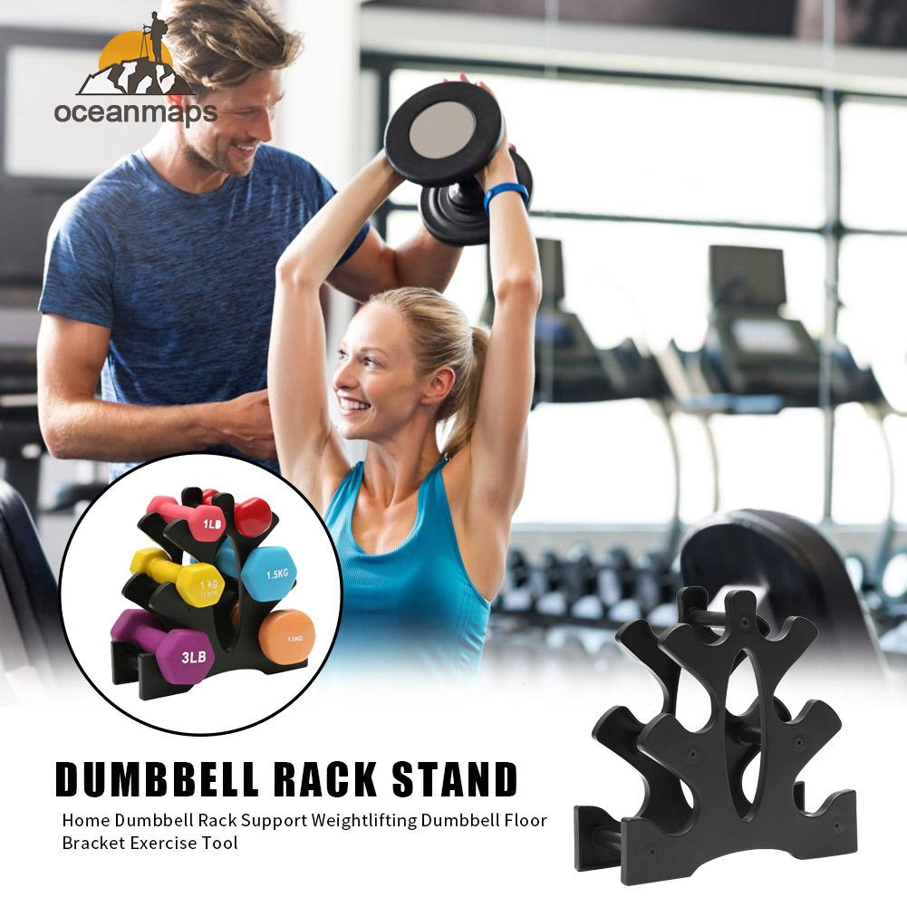 Ocean High Quality Dumbbell Rack Stand