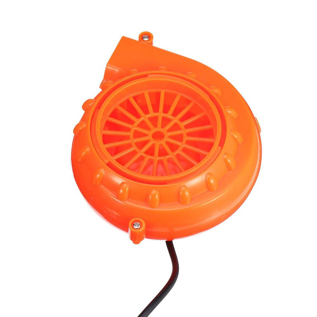 Battery Pack Inflatable Costume Replacement Mini Fan Blower Small Air Pump Suits