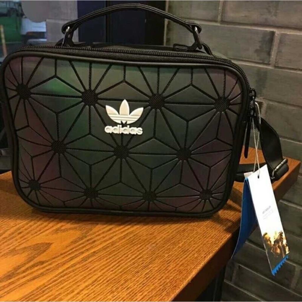Adidas X Issey Miyake 3D Shoulder Sling Bags