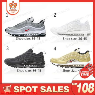 Nike Synthetic Air Max 97 Sneakers in Green for Men Save