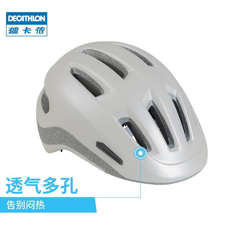 Riding Helmet Bike Helmet City Leisure Cycling Commuting Breathable And Lightweight Cycling Shopee Singapore