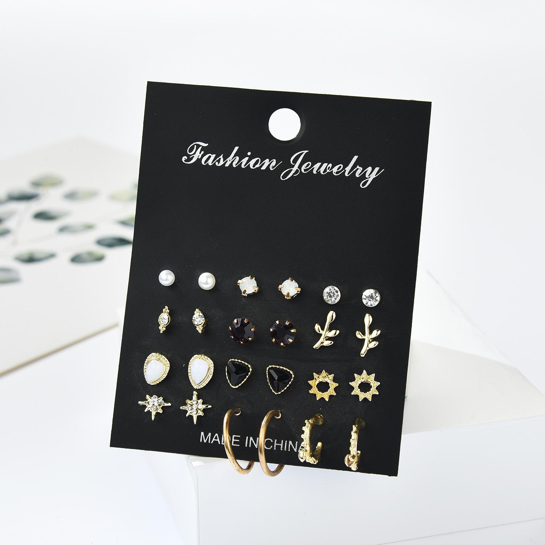 6pcs goofy dog dogs Earring studs Stud jewelry earrings anime gift gift