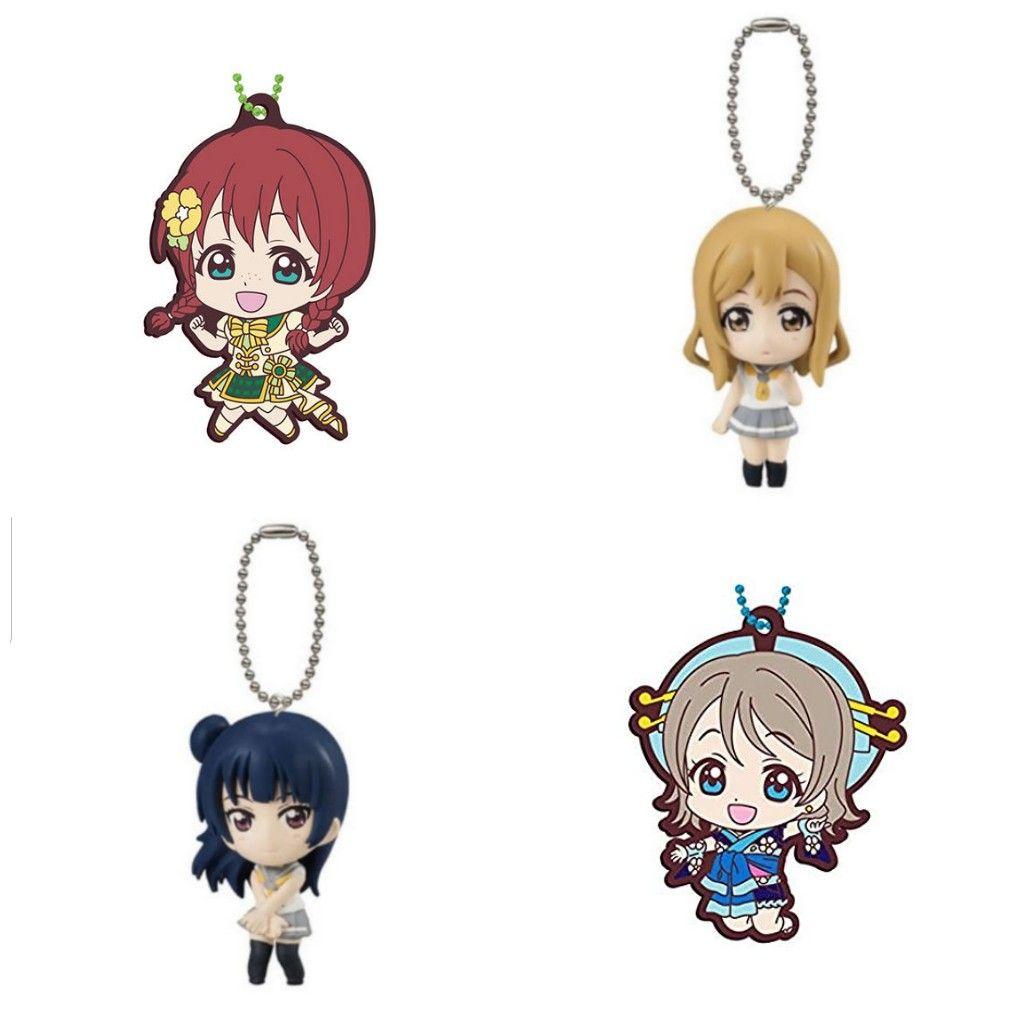 Love Live Sunshine Aqours Rubber Strap Sanrio Characters Daiya Kurosawa