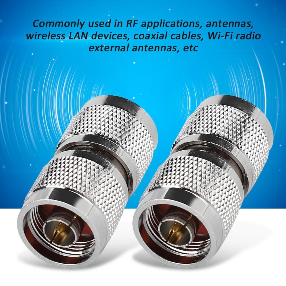 2pcs window flat f connector cable coax coaxial rg6 rg 6door