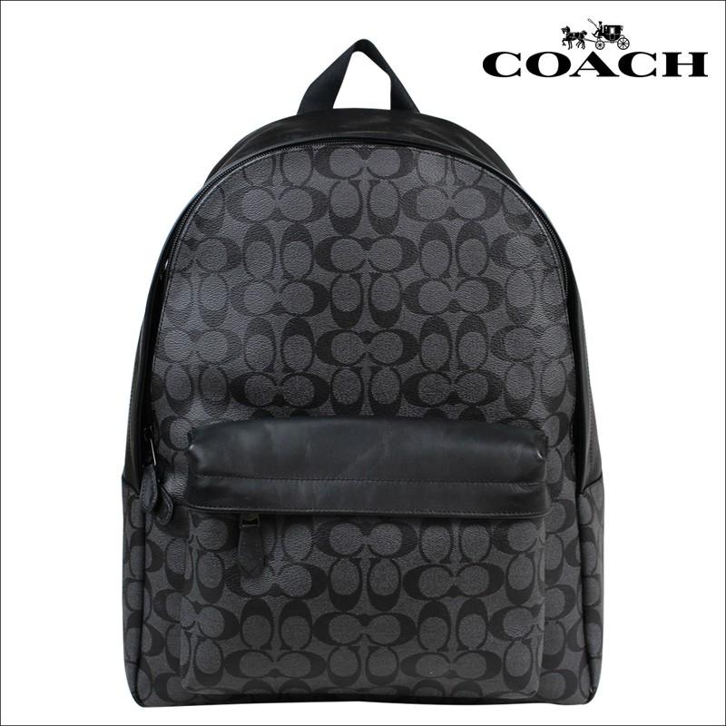 32b8200b8ec0 Coach Charles Flight Bag In Smooth Leather (F54782) Black