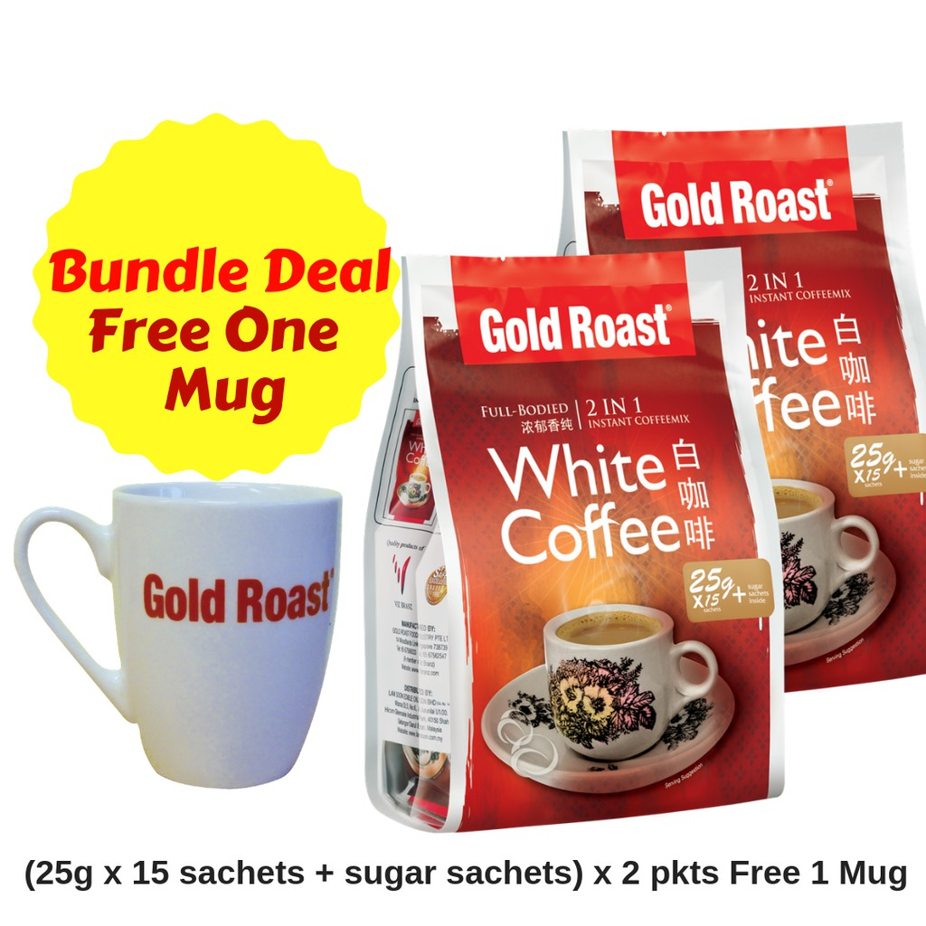 Bundle Deal Super Charcoal Roasted White Coffee Buy 2 At Promotion Old Town In 1 Creamer 15s X 25g Kopi Oldtown Price Shopee Singapore
