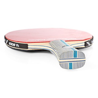BOER Table Tennis 1 Star Ping Pong Racket Paddle PENHOLD