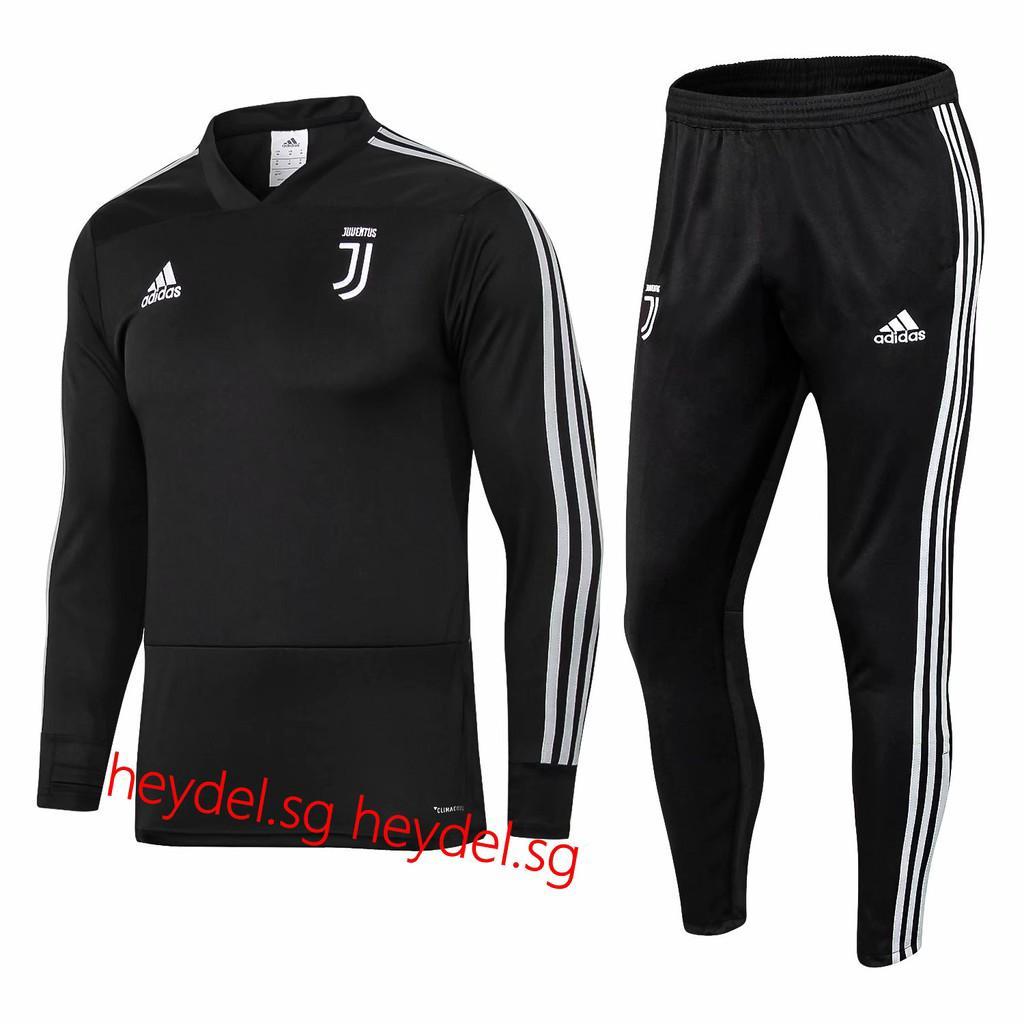 half off 303f0 99807 2018-19 Juventus FC Men Long sleeved training uniform soccer ...